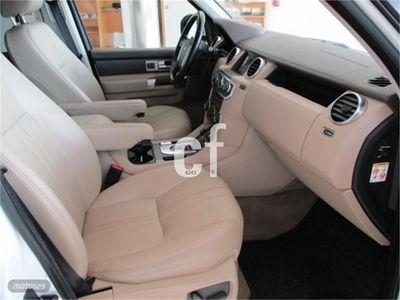 usado Land Rover Discovery 4 3.0 SDV6 HSE 255cv
