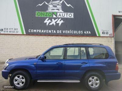 usado Toyota Land Cruiser 100 4.2 TDI VX AUTO CUERO