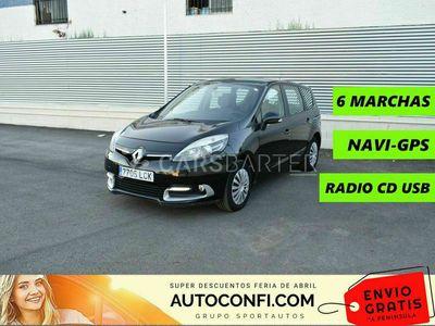 usado Renault Grand Scénic 1.5 DCI ENERGY li - 5 PLAZAS 5p