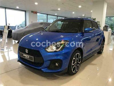 usado Suzuki Swift 1.4t Mild Hybrid Sport 129 cv en Vizcaya