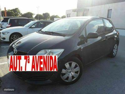 usado Toyota Auris Auris 1.4 D4D