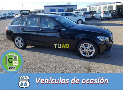 usado Mercedes C300 Clase C EstateHÍBRIDO aut. EXCLUSIVE