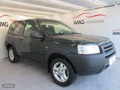 usado Land Rover Freelander 2.0TD4 E Targa