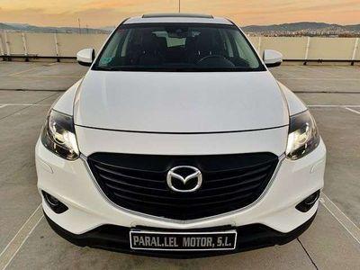 usado Mazda CX-9 3.7i 4WD Luxury con 7 PLAZAS, TECHO SOLAR, CÁMARA, ETC...
