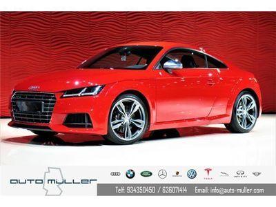 usado Audi TTS Coupe 2.0 TFSI quattro S tronic