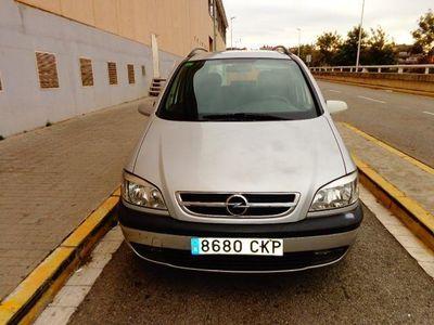 gebraucht Opel Zafira 1.8 16v Elegance Aut.