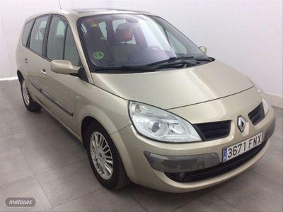 usado Renault Grand Scénic Privilege 5 plazas 2.0 16V EU4