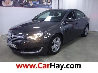 gebraucht Opel Insignia CDTI 140CV Ecopower 99gr. 4 porte Advance