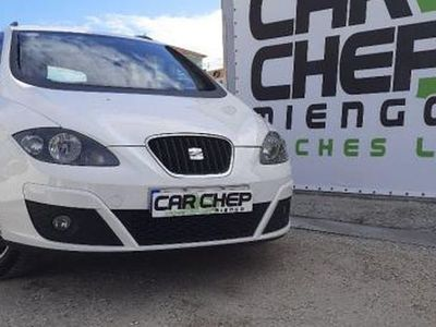 usado Seat Altea 1.6 TDI CR 105 CV 2WD