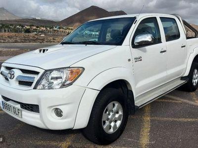 usado Toyota HiLux 3.0 D4D Doble Cabina VX 4x4