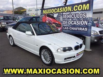 usado BMW 318 Cabriolet 318CI