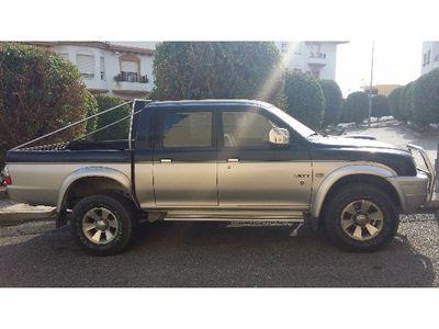 gebraucht Mitsubishi L200 Dakar