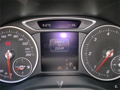 usado Mercedes B180 Clase BD Urban 5p. -16
