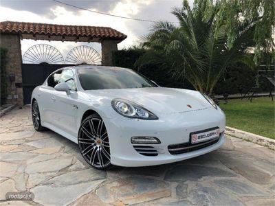 used Porsche Panamera Diesel Platinum Edition Aut.