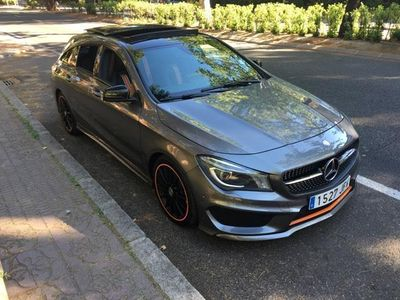 usado Mercedes CLA250 Shooting Brake 4M 7G-DCT