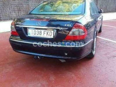 usado Mercedes E280 Clase E4m Avantgarde Aut. 190 cv en Barcelona