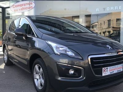 used Peugeot 3008 SUV 1.6BlueHDi Active S&S EAT6 120