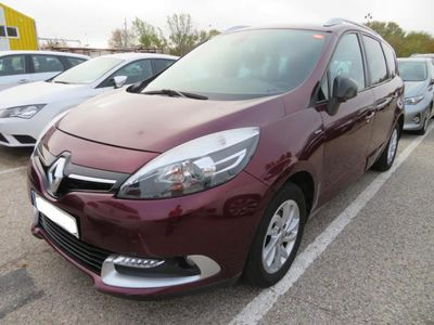 usado Renault Grand Scénic Scénic 1.5dCi Energy Limited 5pl.