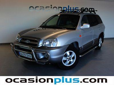 usado Hyundai Santa Fe 2.0 CRDi Comfort 92kW (125CV)