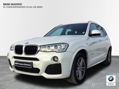 gebraucht BMW X3 xDrive20d 140 kW (190 CV)