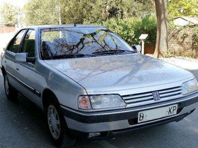 usado Peugeot 405 1.9 SRI excelente estado