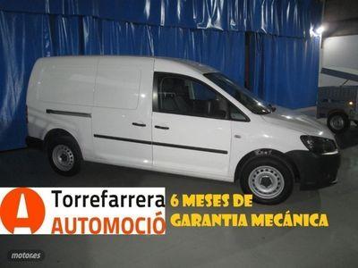 usado VW Caddy Maxi Furgon PRO 2.0 TDI 110cv 4motion
