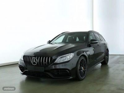 usado Mercedes C63S AMG Clase C AMGEstate