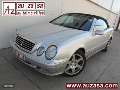 usado Mercedes CLK230 K CABRIO 193 cv Avantgarde