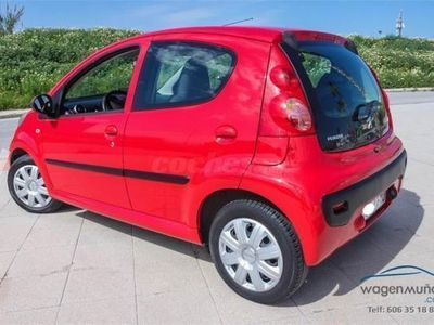 usado Peugeot 107 1.0i Urban 5p. -06