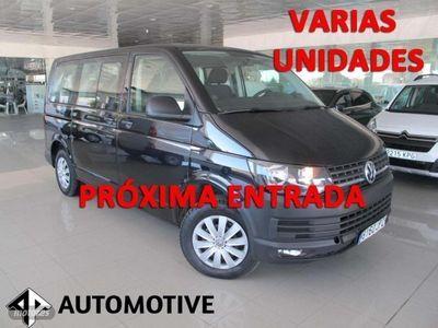 begagnad VW Caravelle 2.0 TDI BMT. TREND CORTA COMBI 9 PLAZAS