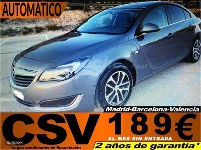 usado Opel Insignia 1.6 CDTI Selective Auto 100 kW (136 CV)