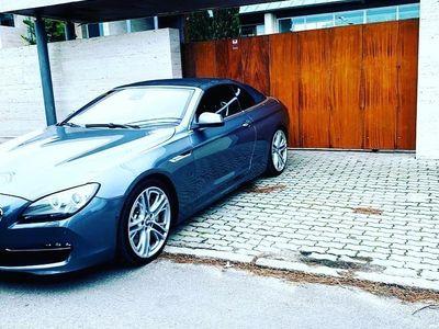 usado BMW 650 Cabriolet Serie 6 f12