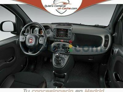 usado Fiat Panda 1.0 Gse Sport Hybrid 70 cv en Madrid