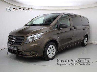 usado Mercedes Vito 114CDI TOURER PRO 9 Pl. AUTOMATICA, DOBLE CLIMA