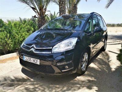 usado Citroën Grand C4 Picasso 1.6 HDi 110cv CMP Exclusive