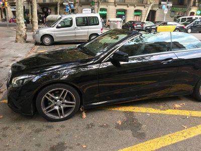 usado Mercedes E220 Cabrio CDI 7G Plus