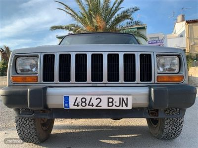 used Jeep Cherokee 2.5 CRD Limited
