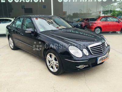 usado Mercedes E280 MATIC 280 AVATGARDE 4p