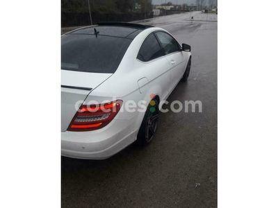 usado Mercedes 170 Clase C C Coupé 220cdi Be Amg Edition 7g Pluscv en Girona