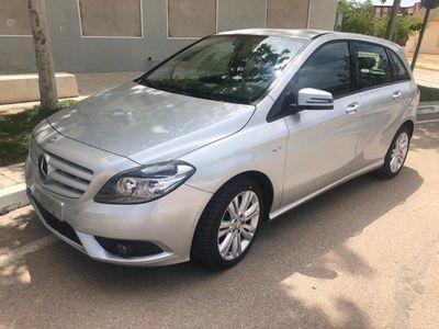 used Mercedes B200 CDI BE (4.75)