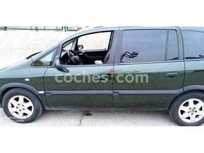 usado Opel Zafira 2.0dti 16v Comfort 100 cv en Madrid