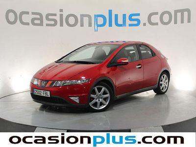 usado Honda Civic 2.2 i-CTDI Executive (140 CV)