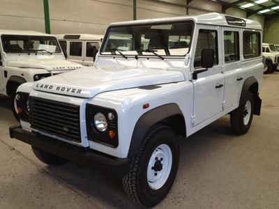 used Land Rover Defender 2014, 16000 KMs.