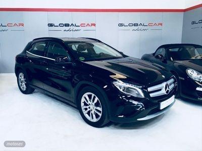 used Mercedes GLA220 automatico. TRANSFERIDO. GARANTIA 12 MESES
