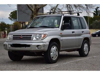 gebraucht Mitsubishi Montero iO 2.0 GDI