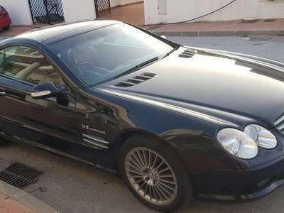 usado Mercedes SL500 7G-TRONIC