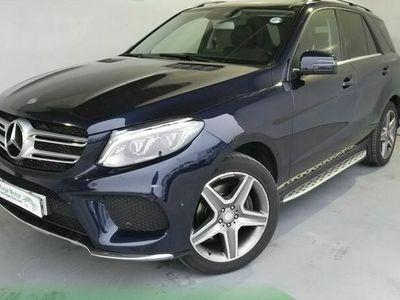 usado Mercedes GLE250 d4Matic Aut.
