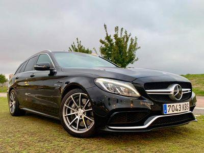 usado Mercedes C63 AMG AMG Estate 7G Plus 478cv *FINANCIADO 53.900€