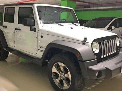 used Jeep Wrangler 3.6 V6 SAHARA AUTO.
