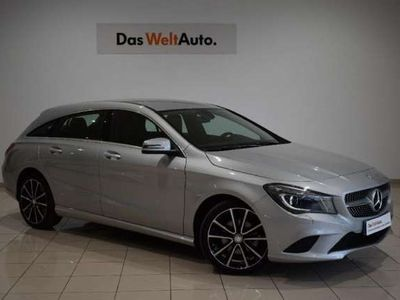 usado Mercedes CLA200 Shooting Brake CL Clase CL FAM. 2.1 D 5P